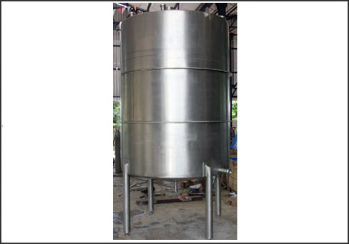 CIP [CLEANING-IN-PLACE] TANK