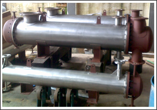 Shell & Tube Heat Exchangers for Alcohol / Ethanol Plants